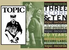 Propermusic Podcast - Topic Records part 1